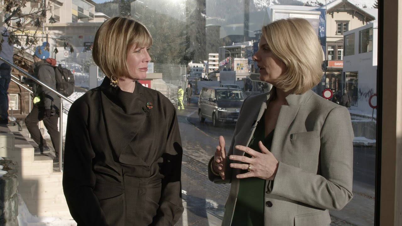 Hub Culture Davos 2020: Sarah Kate Ellis, CEO and President of GLAAD