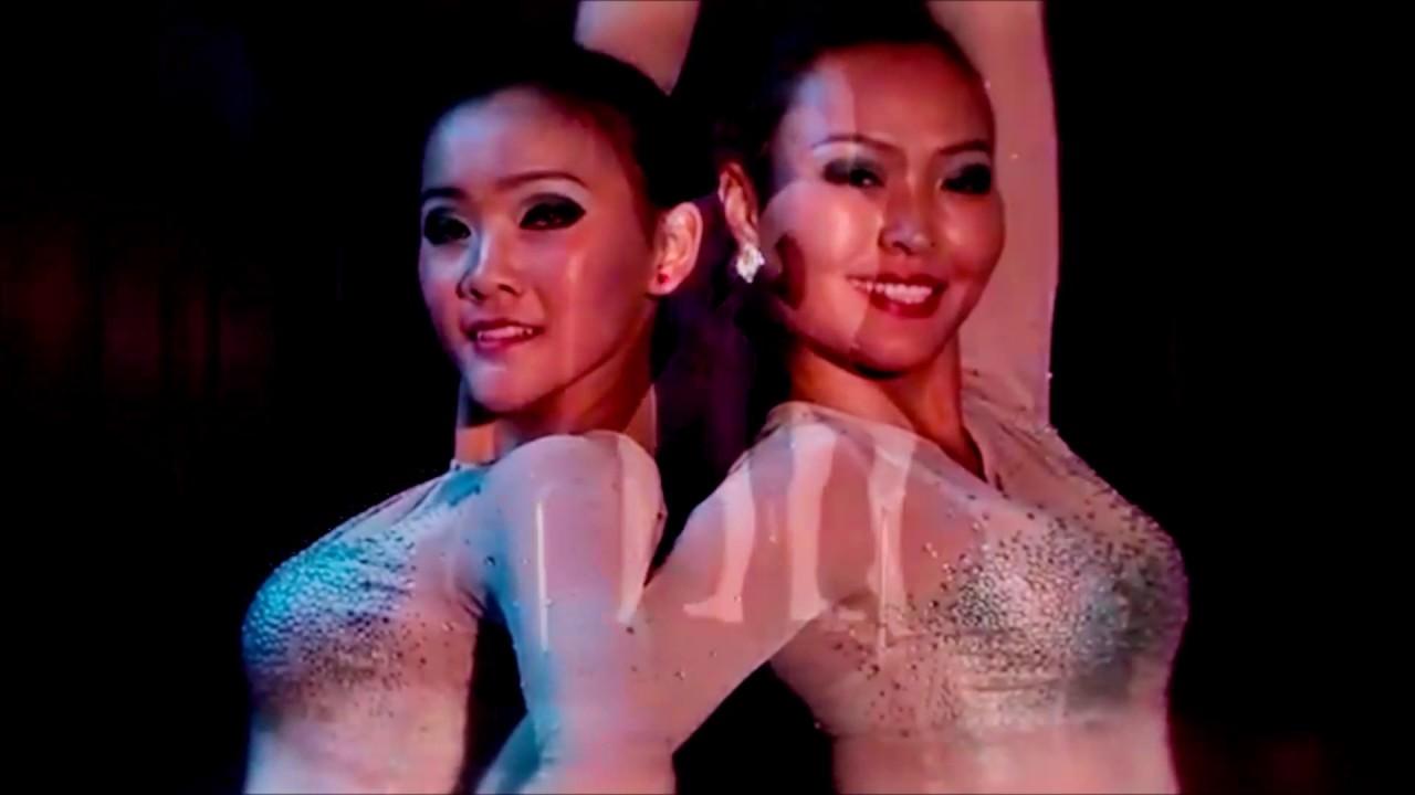 Chinese strip tease