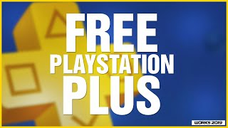 [New January 2020] How to get FREE Unlimited PS Plus