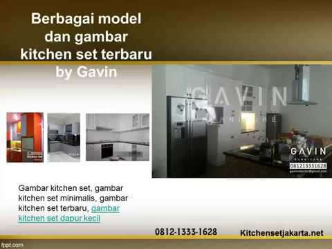 0812 1333 1628 Tsel Pembuatan Kitchen Set Youtube