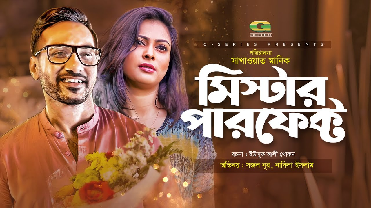 Mr. Perfect || মিস্টার পারফেক্ট || Bangla New Natok 2020 || Shajal Noor || Nabila Islam || Choity