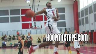 6'4 Chris Thomas Official Summer Hoopmixtape!