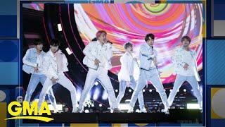 [3.61 MB] BTS drops new song 'Dream Glow' | GMA