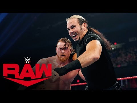 Matt Hardy vs. Buddy Murphy: Raw, Nov. 25, 2019