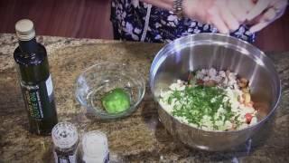 Recipe: Cherry-Quinoa Salad