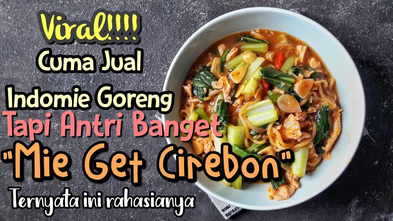 Resep Mie Get Cirebon Kuliner Hits Cirebon Youtube