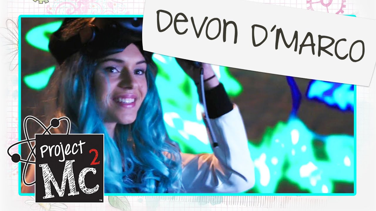 Project Mc² | Meet: Devon D\'Marco - YouTube