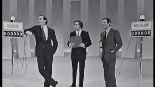 Teatro 10 - Corrado, Gassman, Mastroianni - 3.a parte