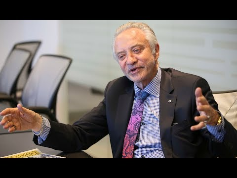 80 YEARS YOUNG: Paul Godfrey reflects on lessons learned, aging secrets