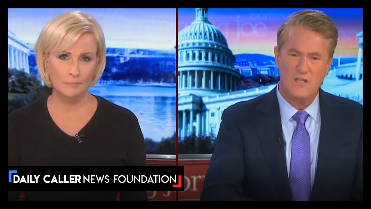 "Morning Joe Says Conservatives Want to ""Euthanize"" Senior Citizens To Bail Out Boeing"