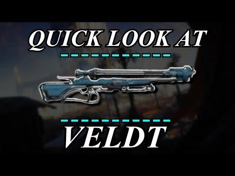 Warframe - Quick Look At: Veldt (2 Forma)