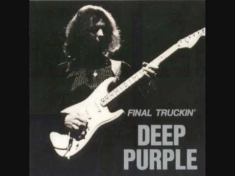 DEEP PURPLE : OSAKA 1973 : CHILD IN TIME .