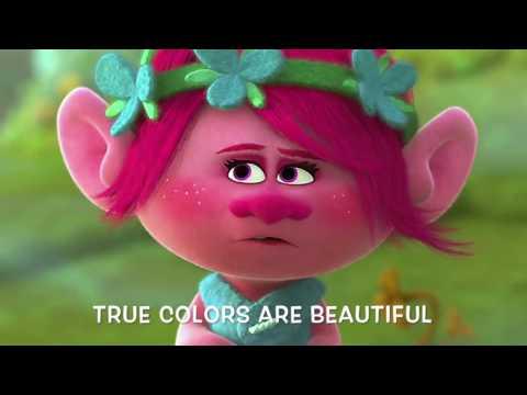 True Colors (Lyric Video) - Justin Timberlake Ft Anna Kendrick (OST)