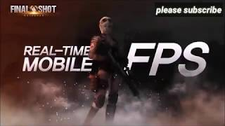 Top 10 Best FPS Games for Android IOS