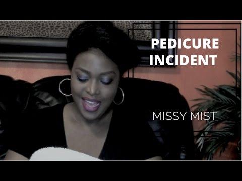 My Pedicure Incident