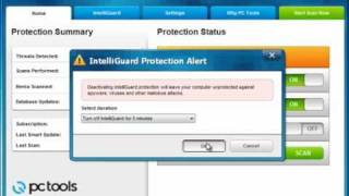 PC Tools Internet Security 2012 - Quick Look Video Review