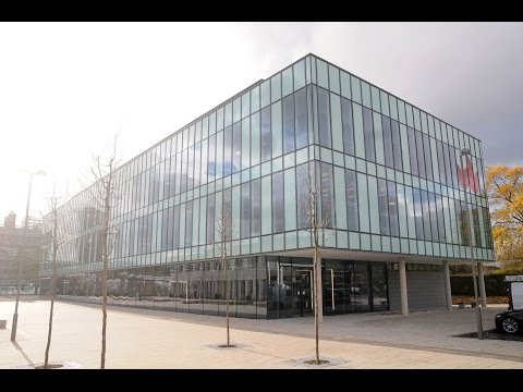 #KierClients - University of Bedfordshire teaching and learning building opening