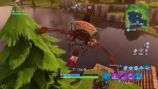 Fortnite jump pad glitch