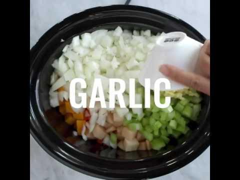 Detox Lentil Soup Easy Recipe (crockpot Meals)