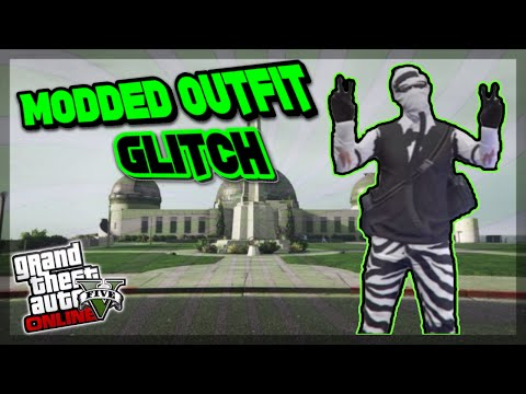 GTA ONLINE HOW TO CREATE A *AWESOME* MODDED OUTFIT/ USING CLOTHING GLITCHES [LEGIT u0026 NO MODS ...