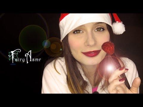 ASMR ROLEPLAY ✨ Lasciami Fare... Il Tuo Trucco Di Natale 🎄 RELAX PURO