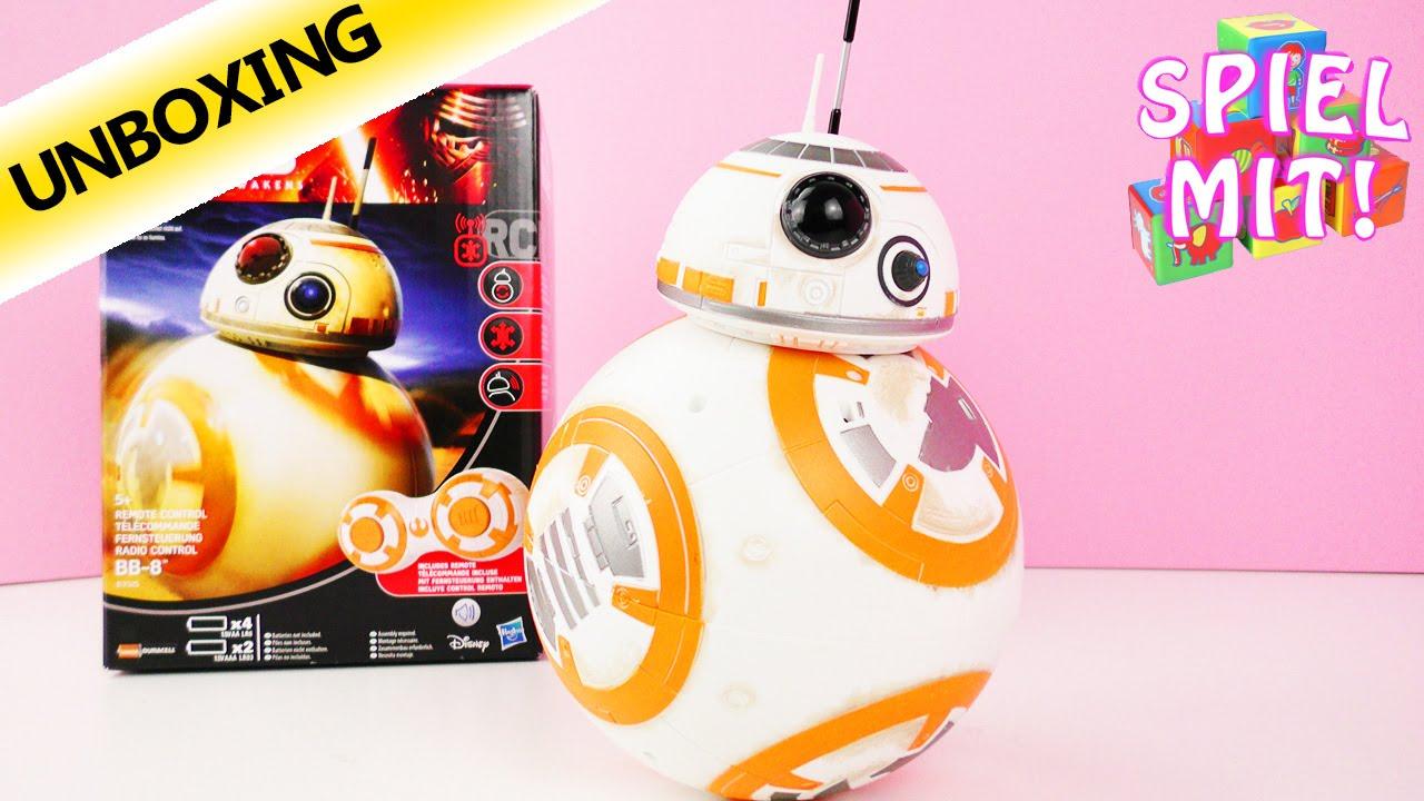 Bb 8 Hasbro Deutsch Ferngesteuerter Droide Von Star Wars