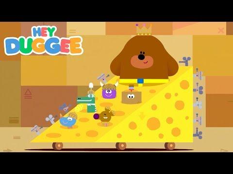 Naughty Mice - Hey Duggee - Duggee's Best Bits