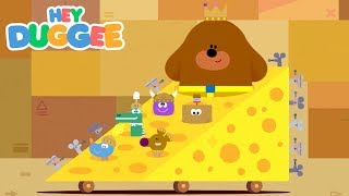Naughty Mice - Hey Duggee - Duggee's Best Bits