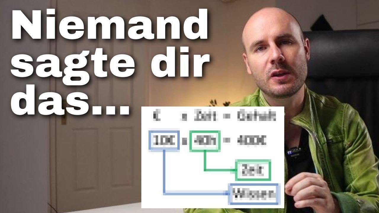 Download 130.000€ Job gekündigt, als ich DAS über Geld lernte