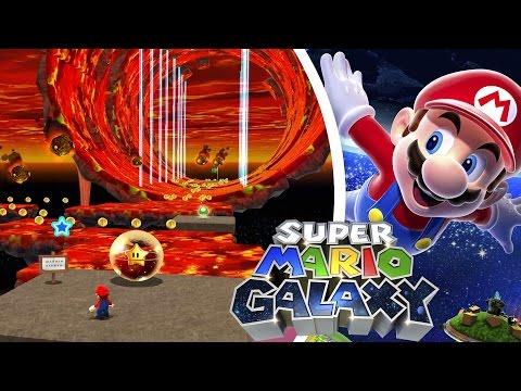 Niveles complicados | Parte 17 | Super Mario Galaxy [1080P-60FPS] - MarkGamer03