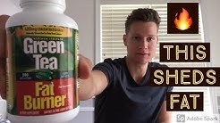 Green Tea Fat Burner Review / Best EGCG Benefits for Weight Loss / Fat Loss / Metabolism