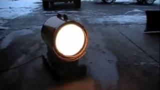 Torpedo Heater for Shop or Garage