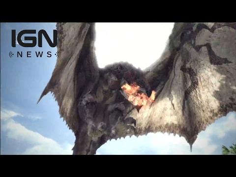 E3 2017: Monster Hunter World Announced - IGN News