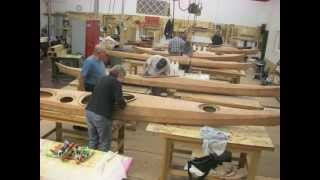 Stitch And Glue Petrel Kayak Building Class Time Lapse