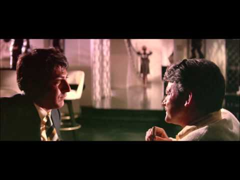 Long take from the film The Graduate