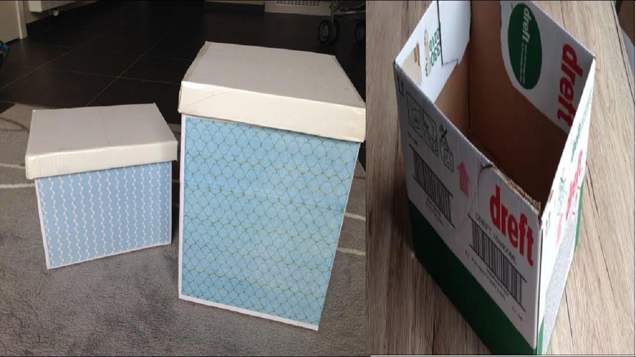 Craft Storage Box Ideas