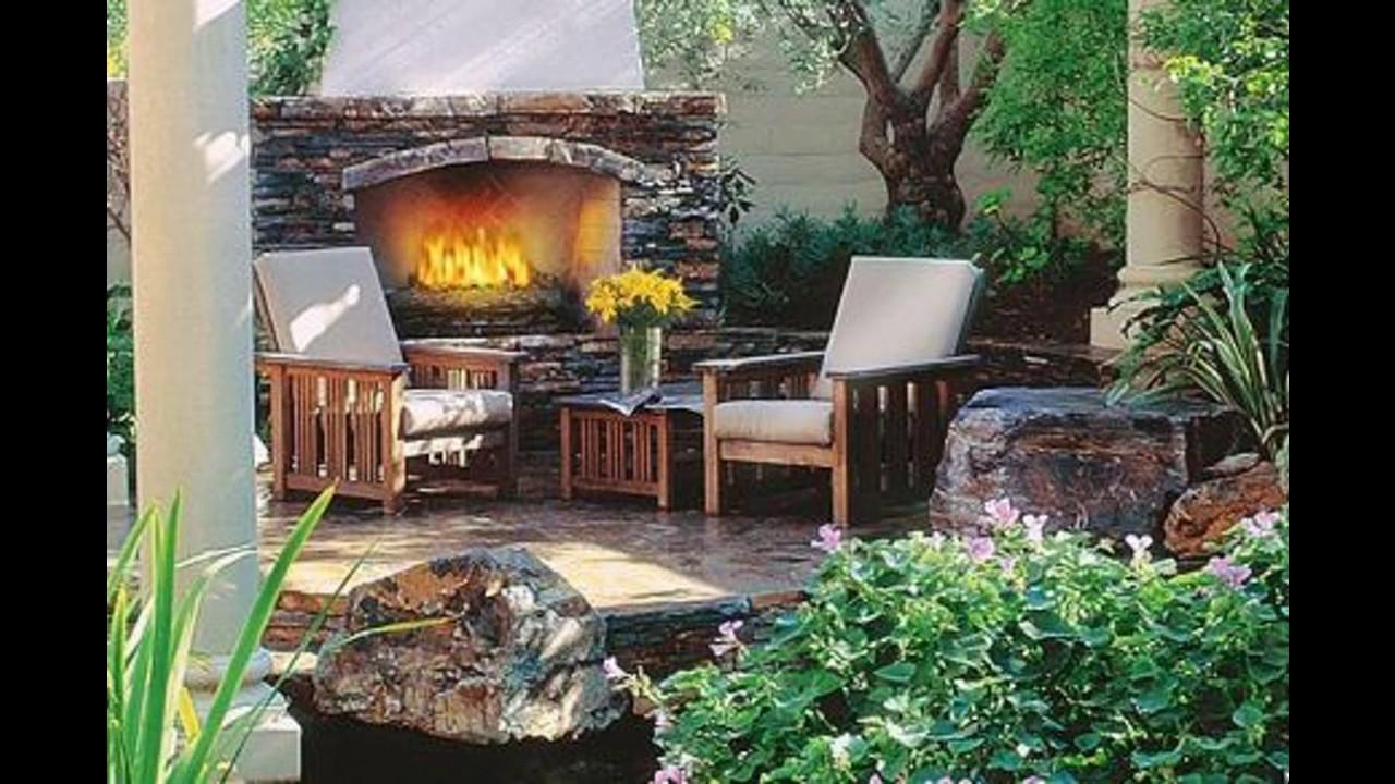 Los mejores dise os del paisaje para los peque os patios - El mejor ambientador para casa ...