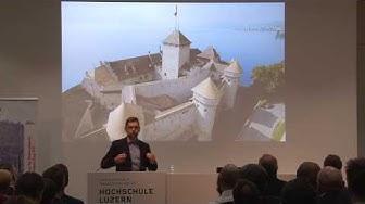 FinTech Forum Luzern: Vortrag von Martin Zahner