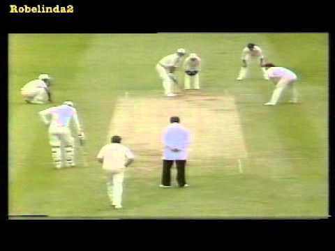 966 stunning runs from a true cricket genius. Amazing video.