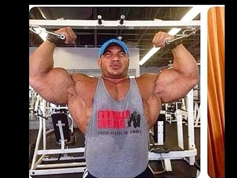 BIG RAMY ! THE 350 lbs MONSTER IS READY FOR WAR !!!