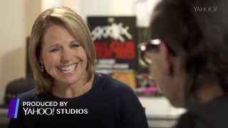 Skrillex 1-on-1 Rolling Stone interview with Katie Couric