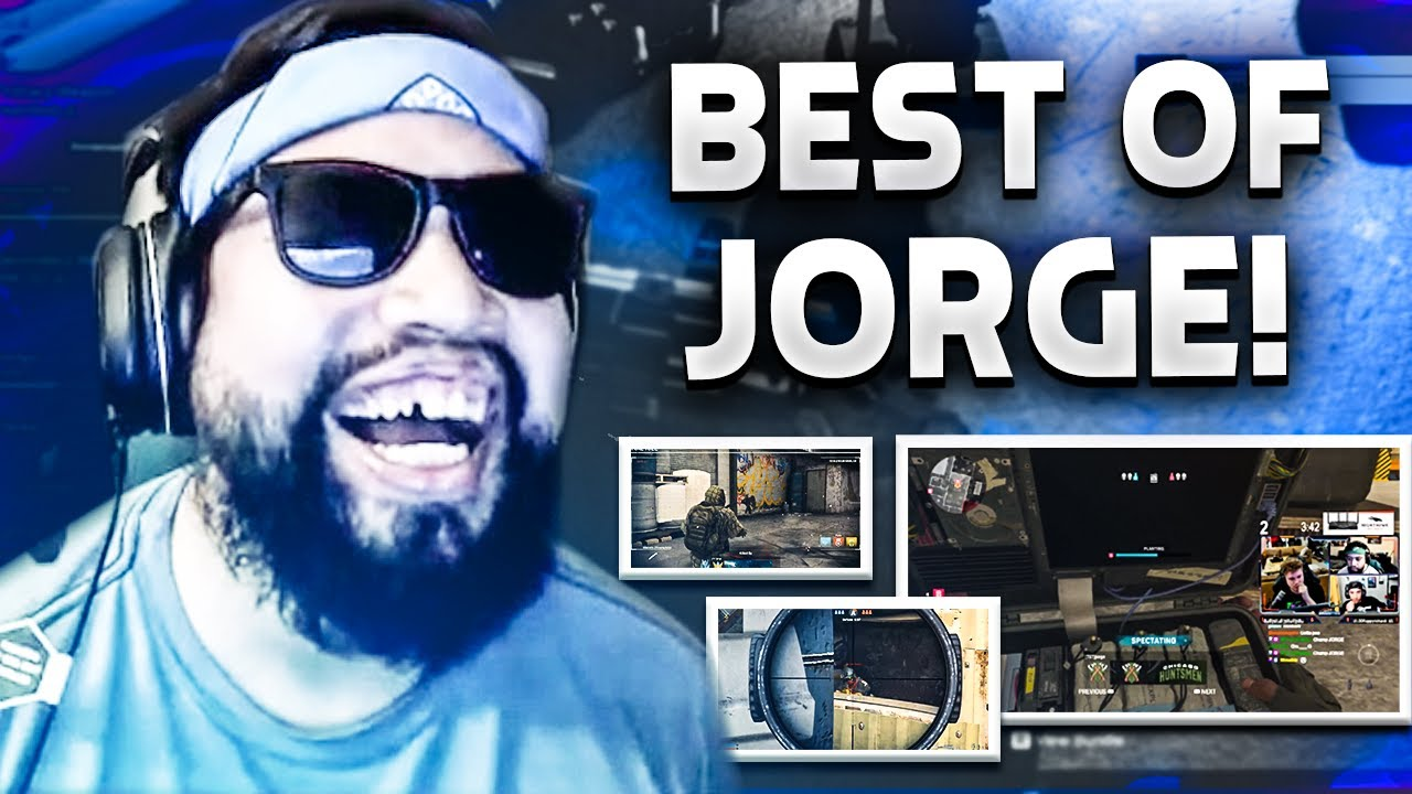 JORGE'S BEST MODERN WARFARE CLIPS OF ALL TIME!!
