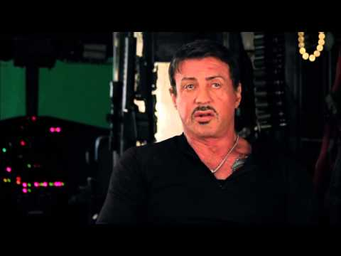 The Expendables 2 Interview   Sylvester Stallone   HD Movie