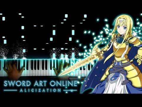 [Sword Art Online: Alicization ED]
