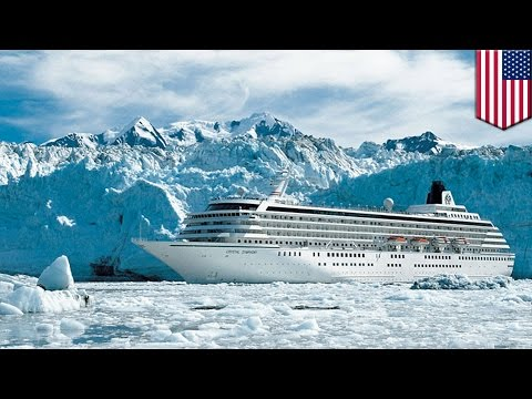 Luxury cruise to set sail through the dangerous waters of the Northwest Passage - TomoNews