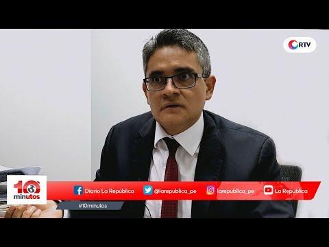 Abren investigación a Domingo Pérez, Carhuancho y Vela - 10 minutos Edición Matinal