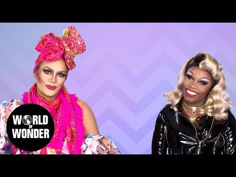 FASHION PHOTO RUVIEW: All Stars 4 Episode 3 with Raja and Asia O'Hara