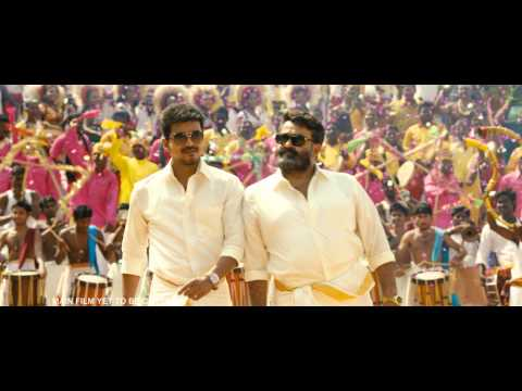 Jilla Official Teaser HD | Ilayathalapathy...