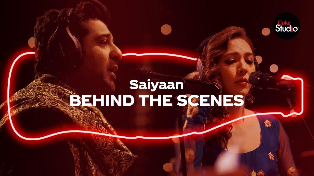 Coke Studio Season 12 | Saiyaan | BTS | Shuja Haider & Rachel Viccaji