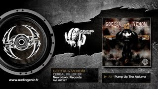 VENOM & GOETIA - A1 - PUMP UP THE VOLUME - CEREAL KILLER - NRTX27